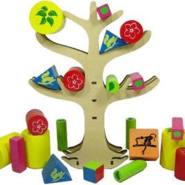 Árvore do Equilibrio
