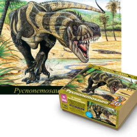 Q. C. Dinossauros do Brasil