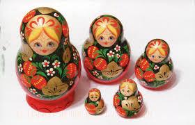 Matrioska –  Boneca Russa