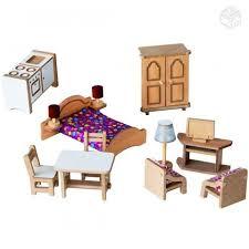 Moveis para casa de bonecas