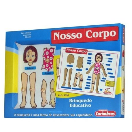 NOSSO CORPO