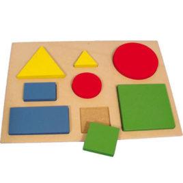 Encaixe de Formas Geométricas