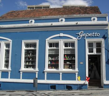 Gepetto Brinquedos – Uma loja com a cara de Curitiba