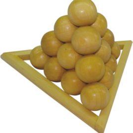Pirâmide de Bolinhas