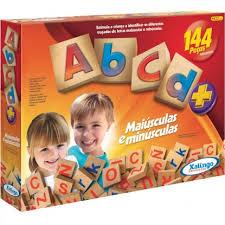 ABCD + 144 peças