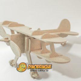 Avião Biplano